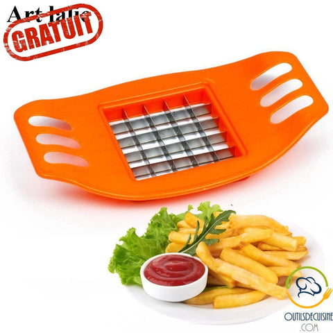 Manual Stainless Steel Fries Cutter