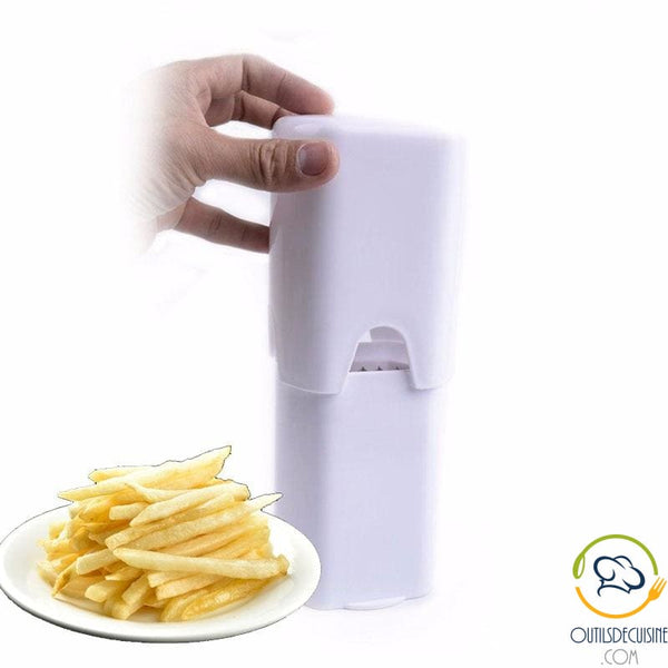 Apple-French Fries Cup