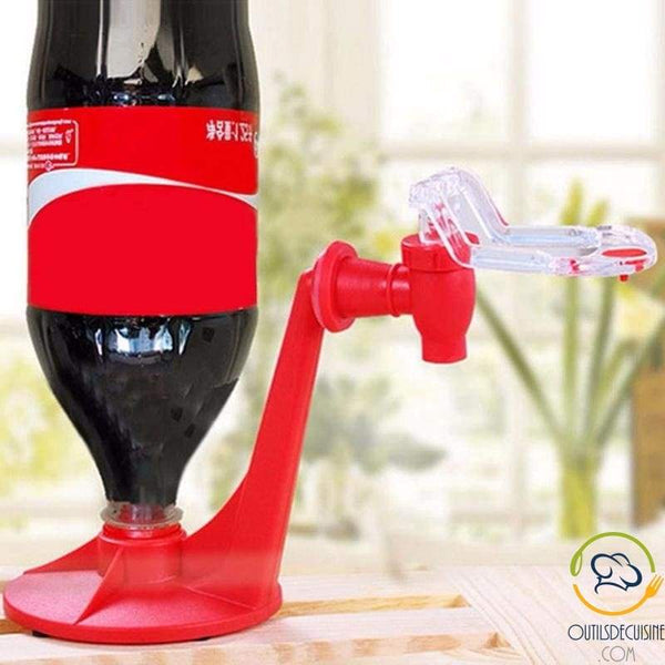 Distributeur De Soda Portable - Fizz Saver