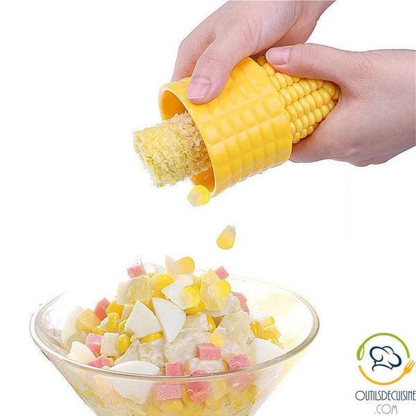 Manual Corn Cob Peeler