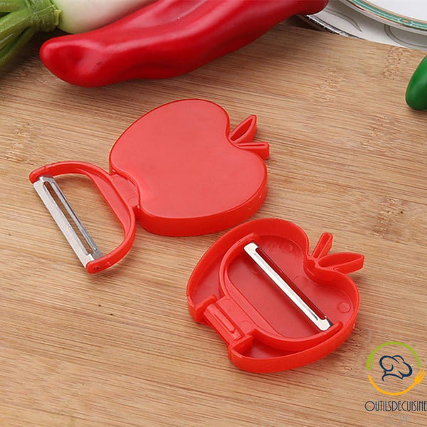 Stainless Steel Manual Peeler For Vegetables Or Fruits