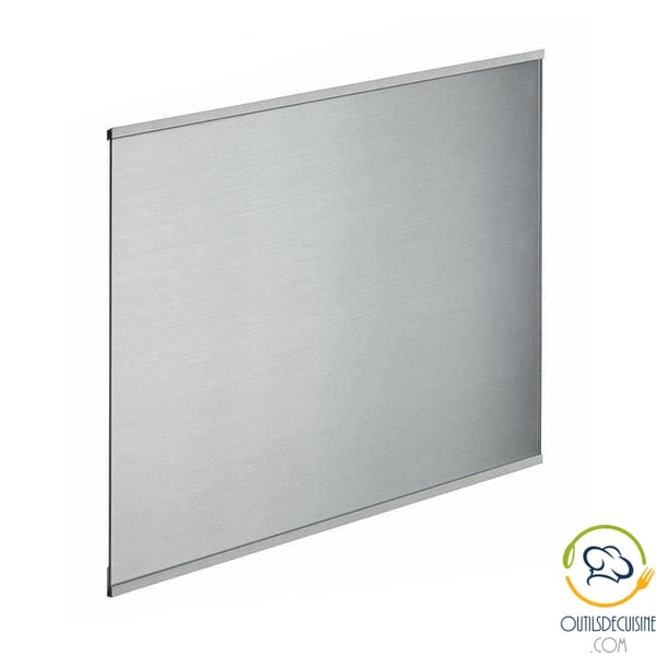 Bottom Of Glass Hood 5mm Thick Style Stainless Steel - 60X70Cm Cabinet