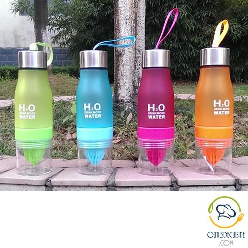 Gourd - Gourd With Fruit Infuser For Sport, To Slim, For You To Have Fun!