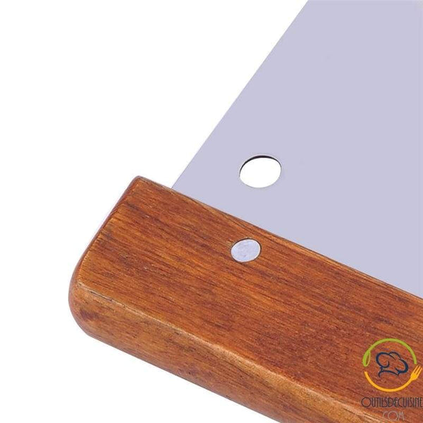 Stainless Steel Scraper and Cutter Paste