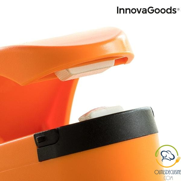 Innovagoods Bag Sealing Machine With Cutter And Magnet