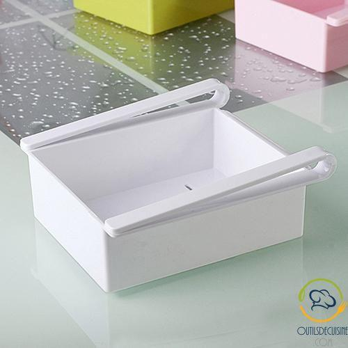 Mini Refrigerator Storage Bins