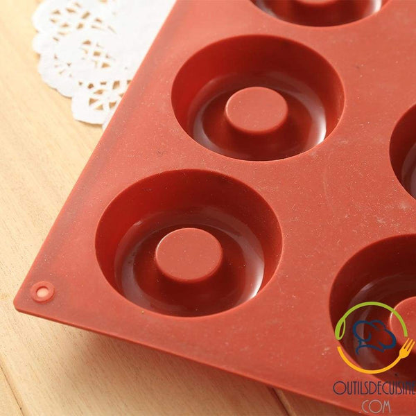 Mini Silicone Donut Mold