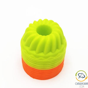 Mini Silicone Single Cake Mold - 12 Spare Parts