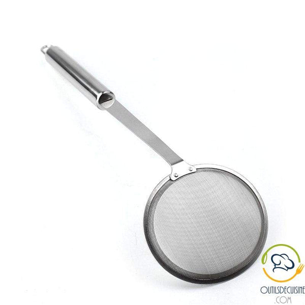 Strainer Mini Fil-malja Fine Bil Immaniġġja Long