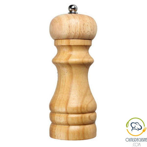 Pepper Mill In Oak Wood