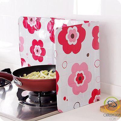 Splash-proof Kitchen Panel - Anti-Spatter Plate