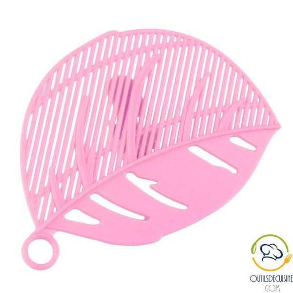 Strainer with Clip To Drain - Kitchen Strainer