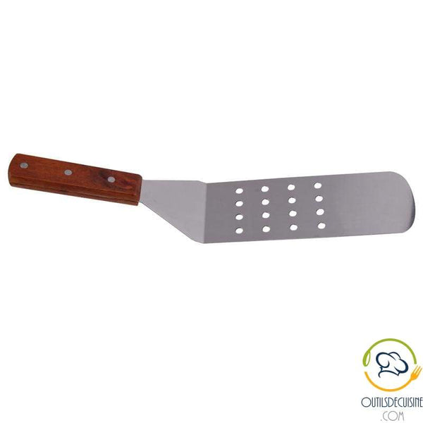 Stainless Steel Kitchen Shovel With Wooden Handle