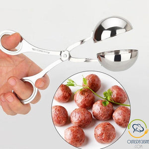 Meatball Claw / Rice / Ice Cream Stainless Steel