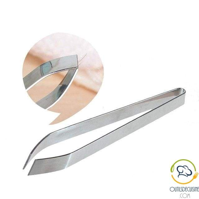 Stainless Steel Tweezers for Fishbone