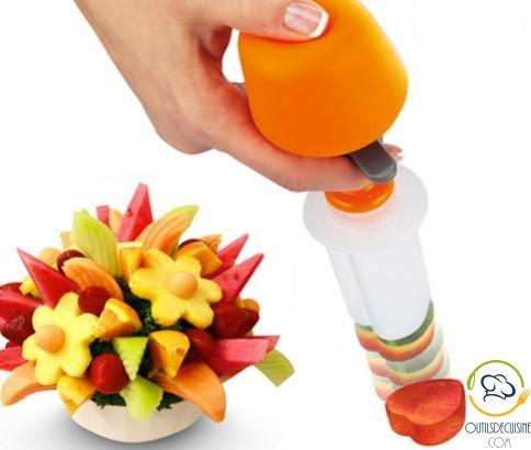 Pop Fruit Decorative Chef