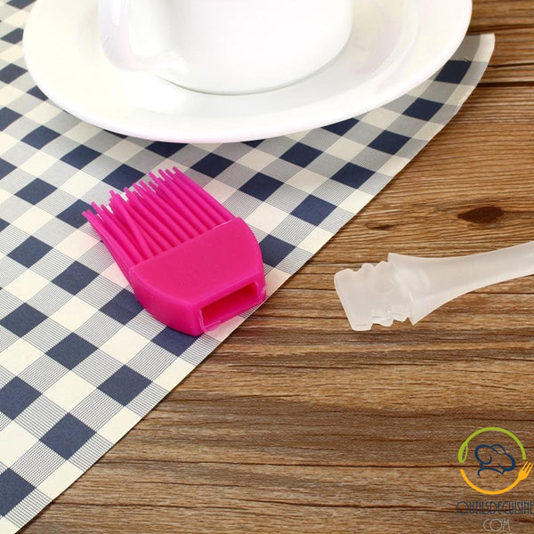 Silicone Kitchen Brush