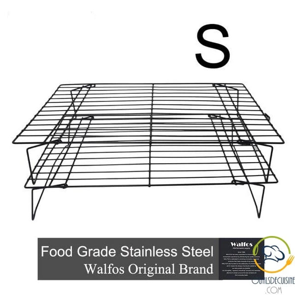 Cooling Grates for 3 Cakes Levels S Size 2 Layer
