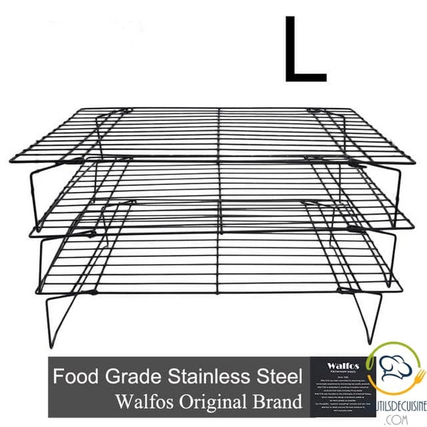 Cooling Grids For 3 Cakes Level L Layer Layer