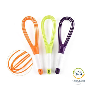 Multifunctional Silicone Magic Whisk