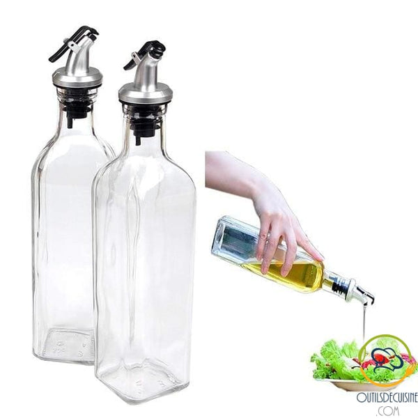 Food Glass Oil Dispenser