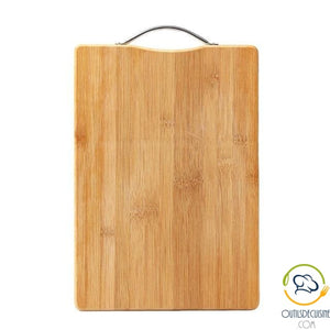 Bamboo Cutting Board France / As Shown 30X20Cm