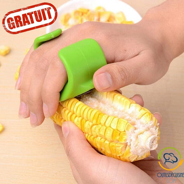 Corn Razor Manual Peeler