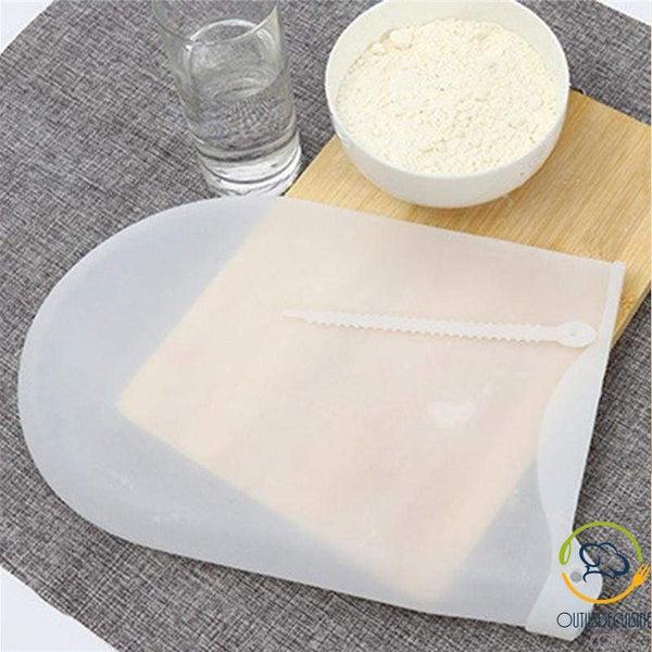 1500ml Silicone Kneading Bag 1kg