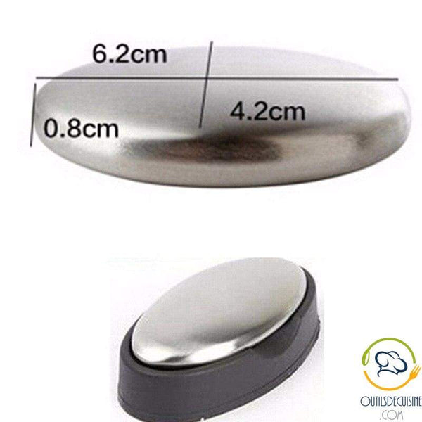Stainless Steel Soap Anti-odor
