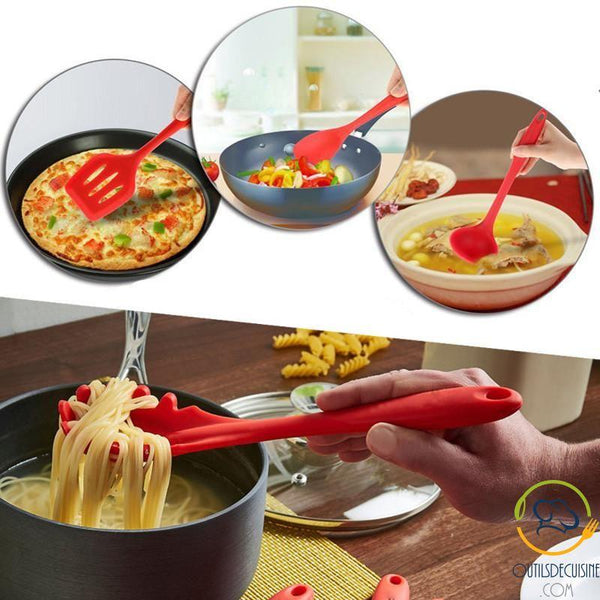 Set Of 10 Essential Cookware For Cooking