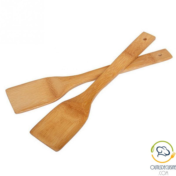 Bamboo Wooden Kitchen Spatula
