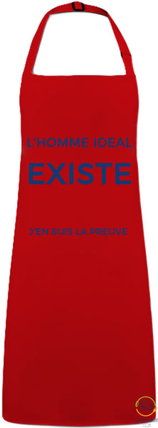 Pocketless Apron - Lhomme Idéal Salsa / Tu Men> Workwear