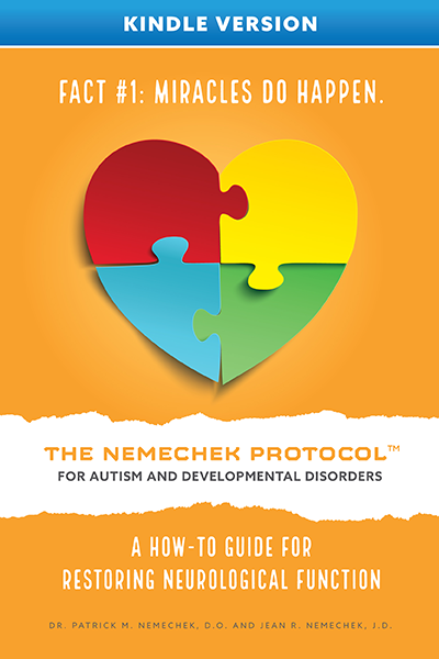 The Nemechek Protocol for Autism and Developmental Disorders - Kindle Version