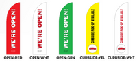 Curbside Flags and Banners