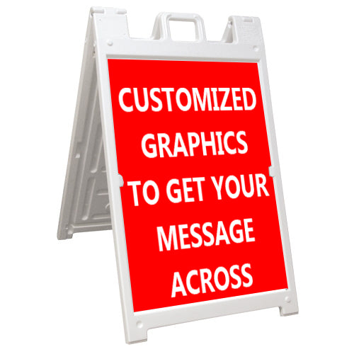 SIGNICADE® SIDEWALK SIGN