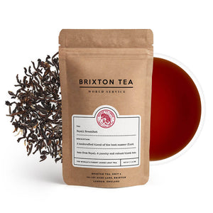 Brixton Tea ®, Nepali Breakfast Tea 100g