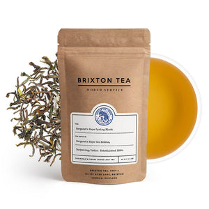 Brixton Tea ®, Margaret's Hope, Single Estate, Spring Black Tea 40g