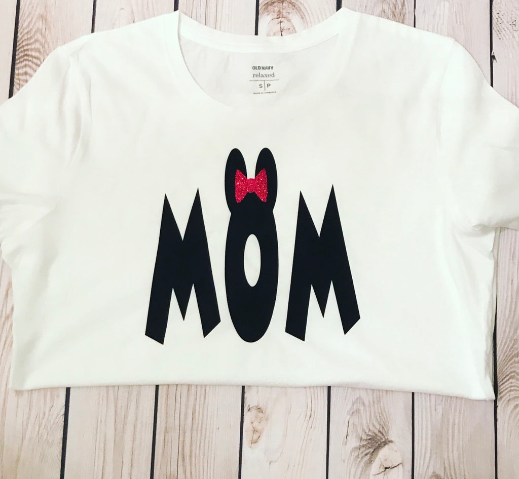 Mom And Dad Mickey Mouse Shirts First Disney Trip Shirt Birthday
