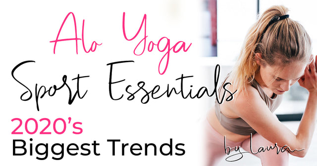 Alo Yoga Cute Sport Essentials All Yogis Need