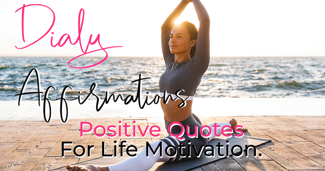 Daily Affirmations & Positive Quotes For Life Motivation | Strong Woman