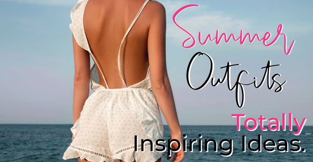 Totally Inspiring Summer Vacation Outfits Ideas