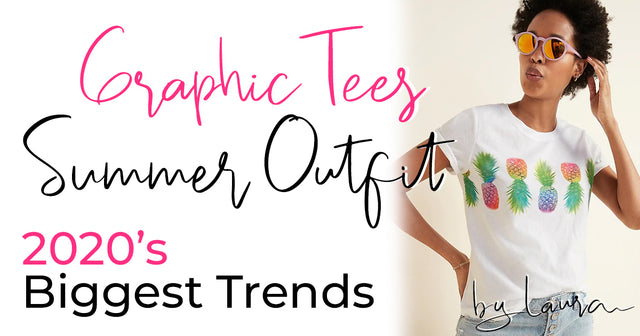 The Cutest Colourful Summer Graphic Tees