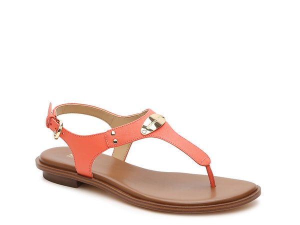 Grapefruit PLATE SANDAL from Michael Kors