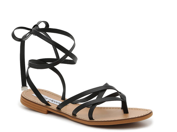 Black KEYS SANDAL from Steve Madden