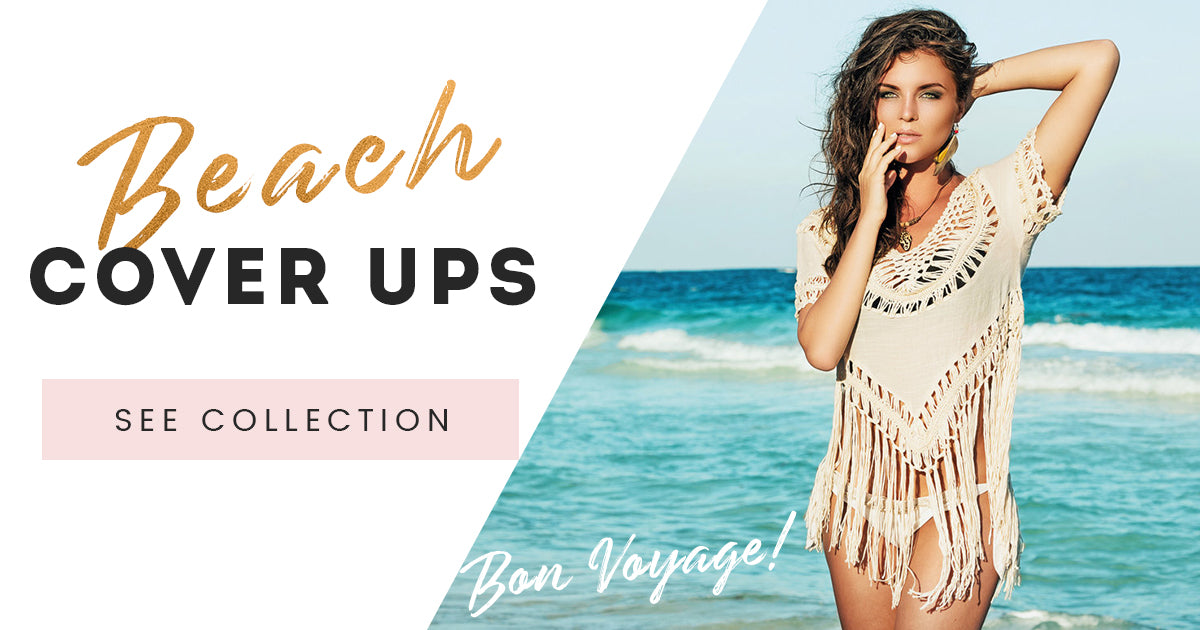 Beach Cover Ups  Riviera Coco 2019 Collection