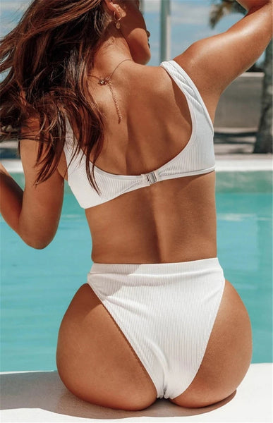 Belize | Sport Open Cleavage High Waist Bikini
