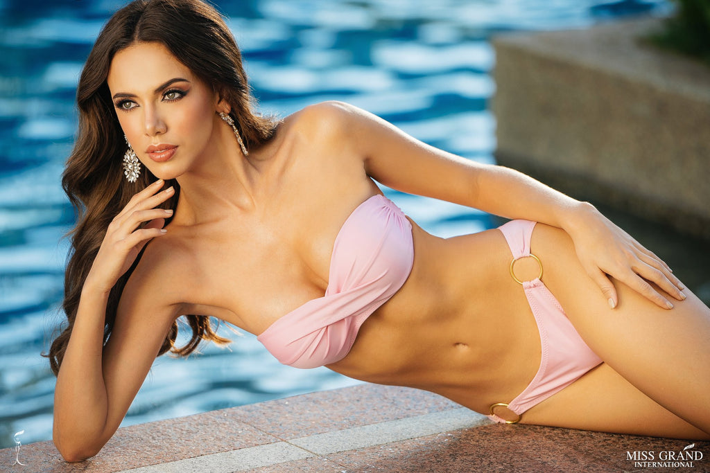 MISS MEXICO GRAND INTERNATIONAL LEZLY DIAZ BIKINI