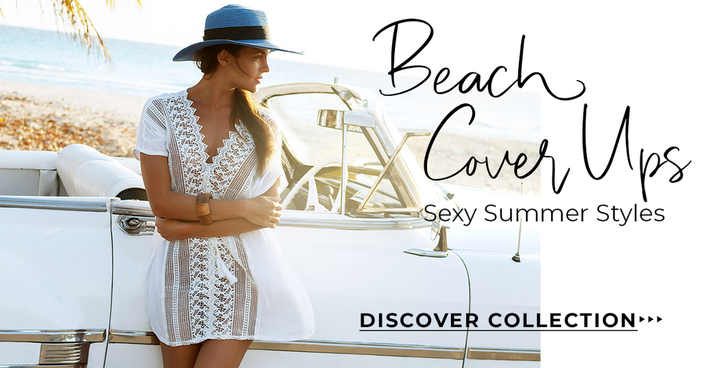 Beach Cover Ups Collection Riviera Coco