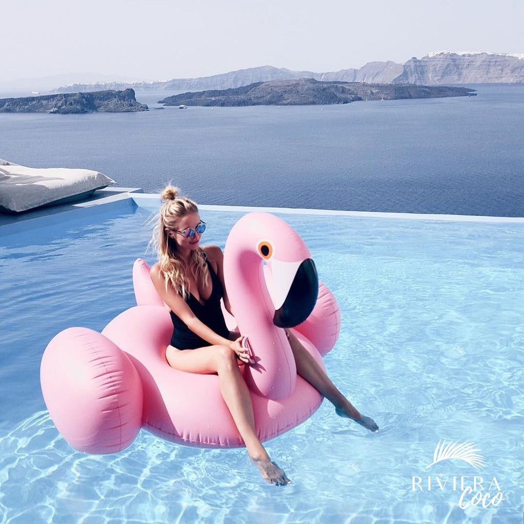 Flamingo Pool Float Riviera Coco