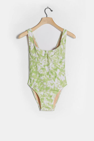 Faithfull Mona Tie-Dye One-Piece Swimsu